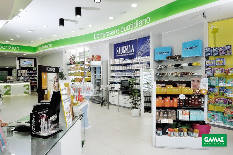 Gamal Pharmacy Farmacia Messana