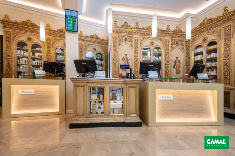 Gamal Pharmacy Farmacia Cirincione