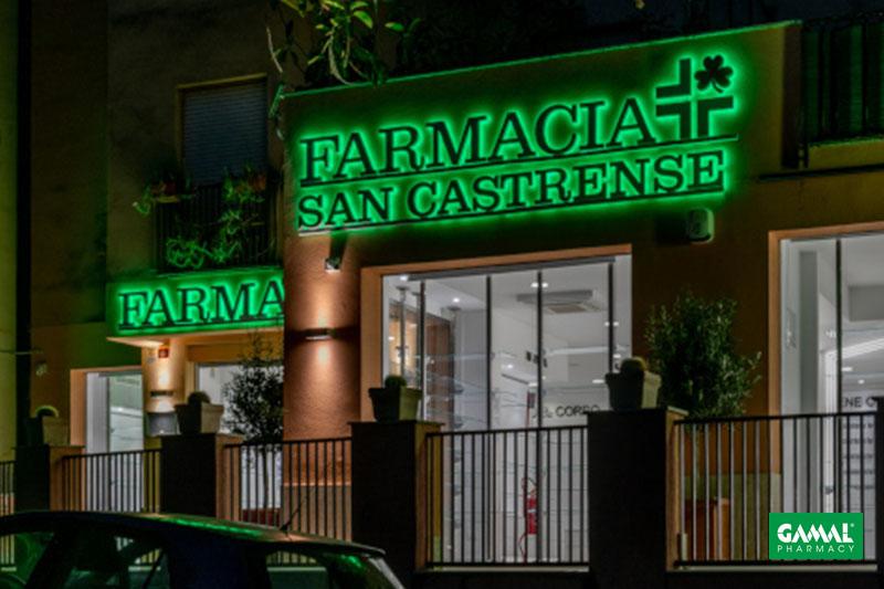 Gamal Pharmacy - Farmacia San Castrense