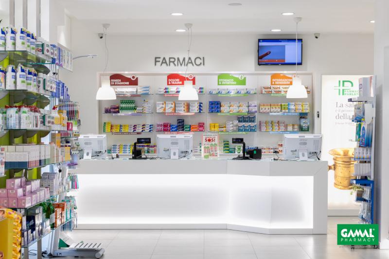 Gamal Pharmacy - Farmacia Parlatore