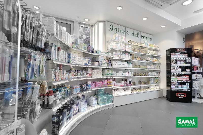 Gamal Pharmacy Farmacia Rizzo