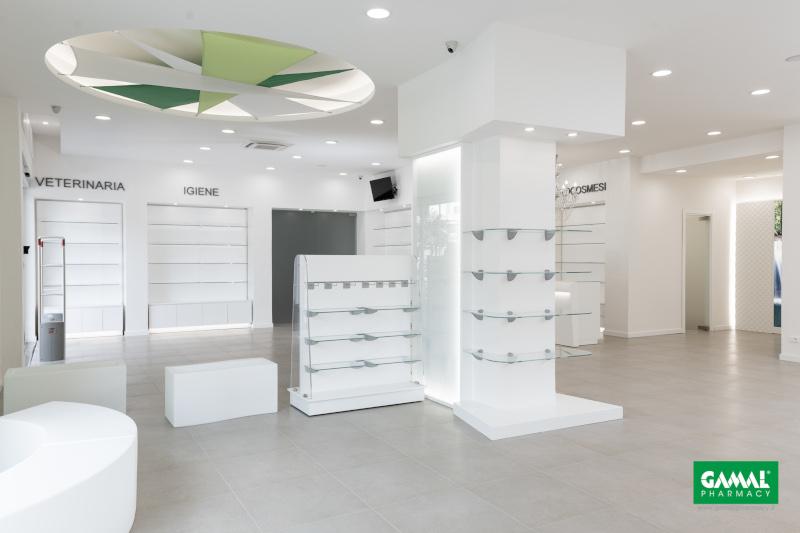 Gamal Pharmacy - Farmacia San Lorenzo