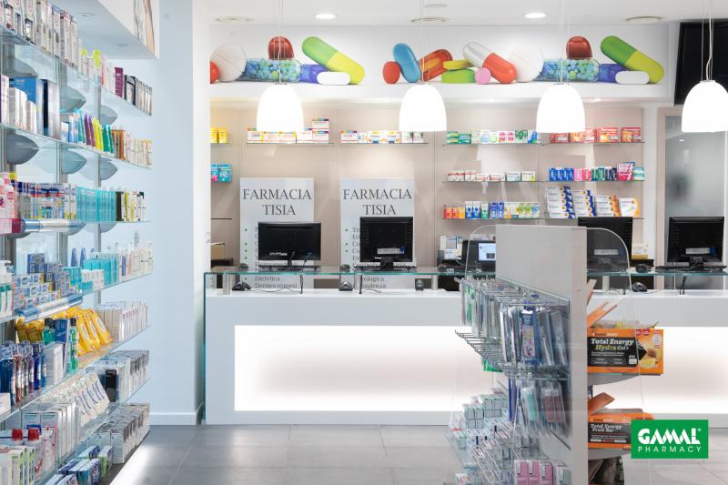Gamal Pharmacy - Farmacia Tisia