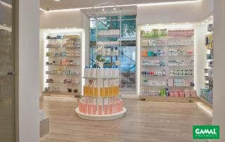 Gamal Pharmacy - Realizzazione Framacia Fiore