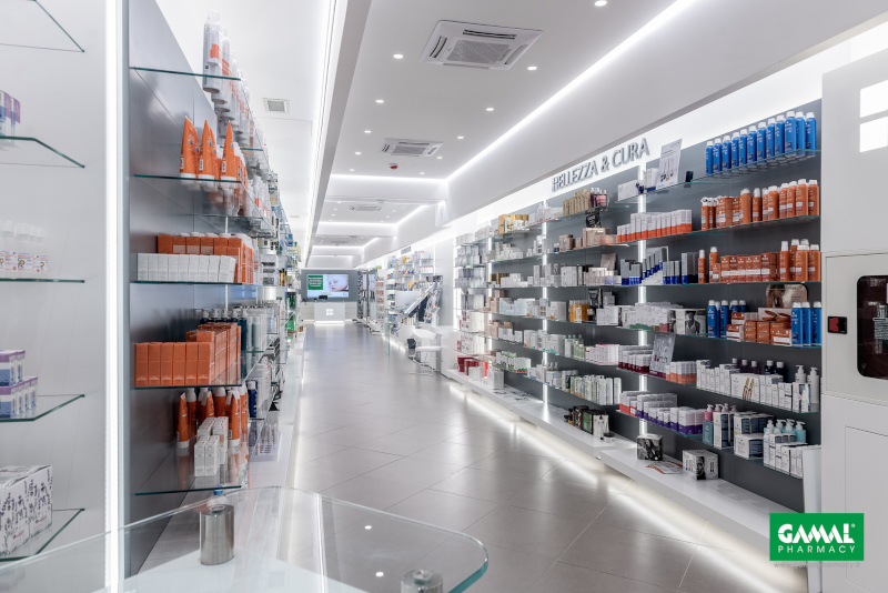 Gamal Pharmacy - Farmacia Bonsignore