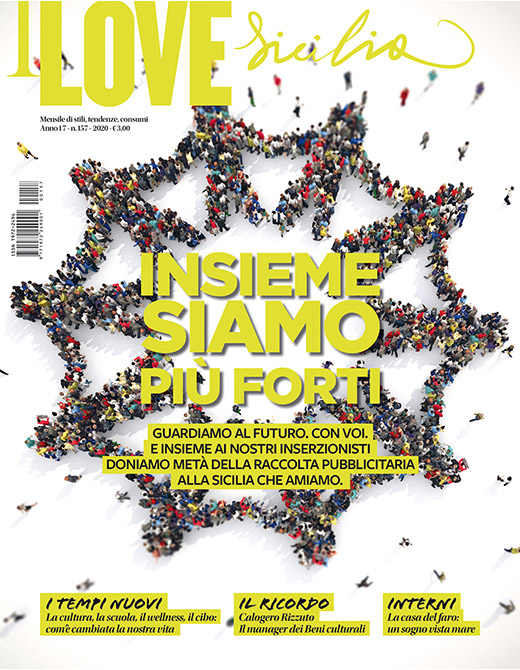 I LOVE SICILIA 157 2020